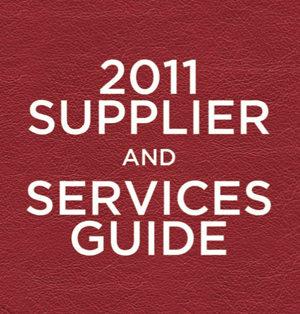 2011 Supplier and Services Guide